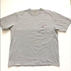 Carhartt Tshirt Gray XL